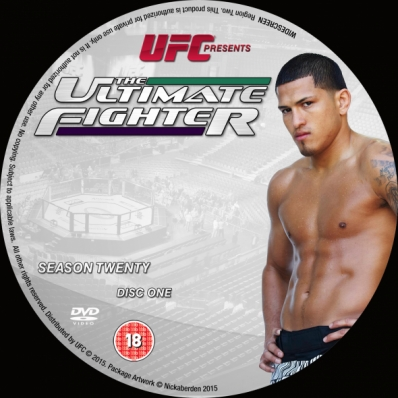 The Ultimate Fighter - Season 20; disc 1