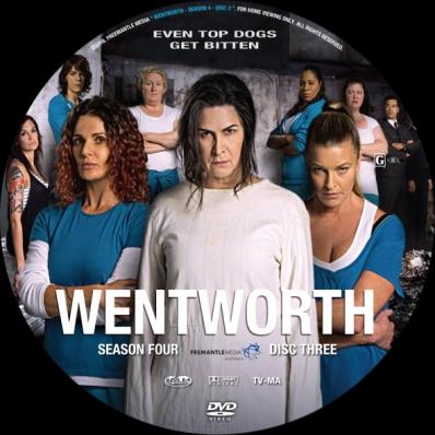 Wentworth - Season 4; disc 3