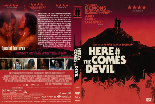CoverCity - DVD Covers & Labels - Here Comes the Devil