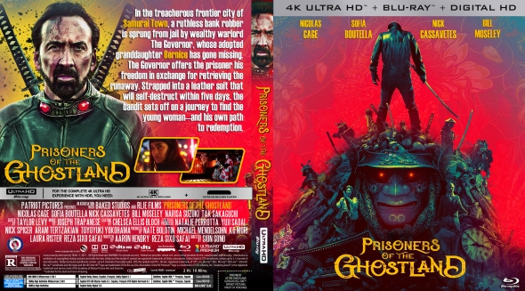 Prisoners of the Ghostland 4K