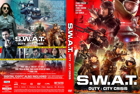 CoverCity - DVD Covers & Labels - Swat Duty: City Crisis