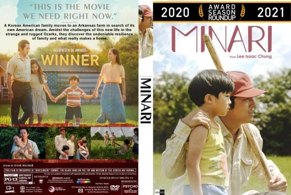 Covercity Dvd Covers Labels Minari