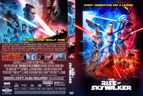 Covercity Dvd Covers Labels Star Wars The Rise Of Skywalker