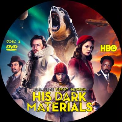 His Dark Materials - Season 1; disc 1