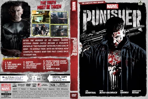 The Punisher - Season 1
