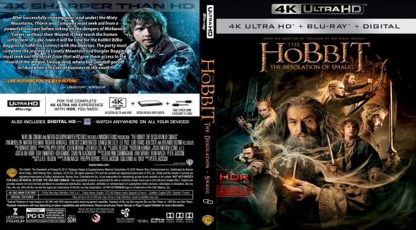 The Hobbit: The Desolation of Smaug 4K