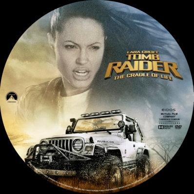 CoverCity - DVD Covers & Labels - Lara Croft Tomb Raider ...