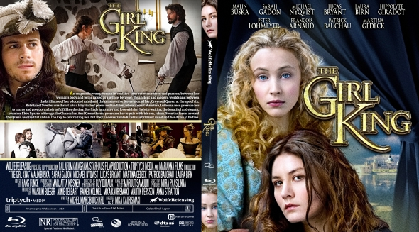 CoverCity - DVD Covers & Labels - The Girl King