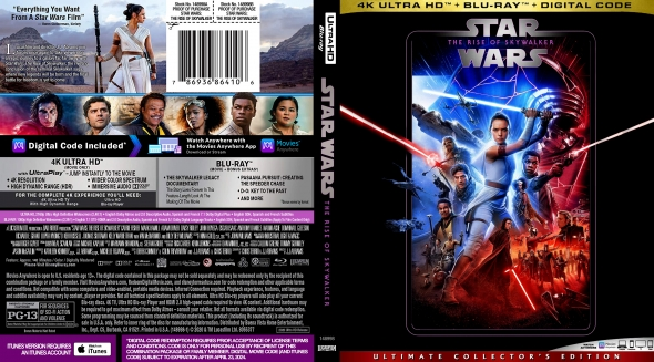 Star Wars: Episode IX - The Rise of Skywalker 4K
