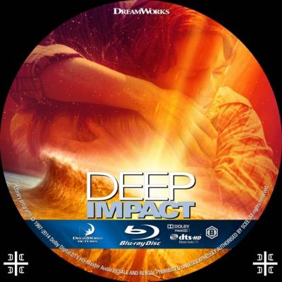 Deep Impact 3D