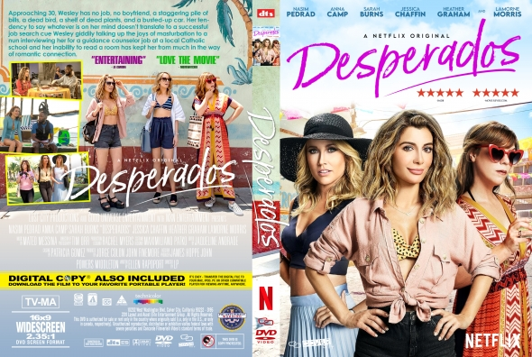 Covercity Dvd Covers Labels Desperados