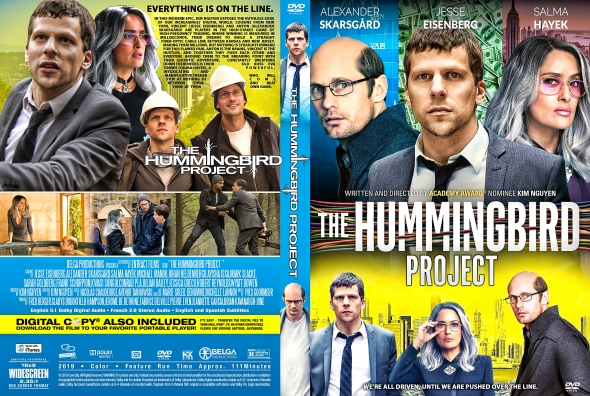 CoverCity - DVD Covers & Labels - The Hummingbird Project
