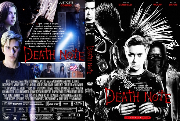 CoverCity - DVD Covers & Labels - Death Note