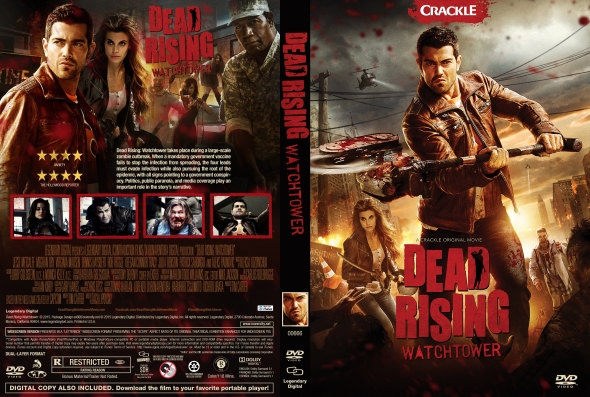 Covercity Dvd Covers Labels Dead Rising Watchtower