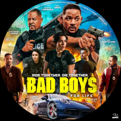 Covercity Dvd Covers Labels Bad Boys For Life