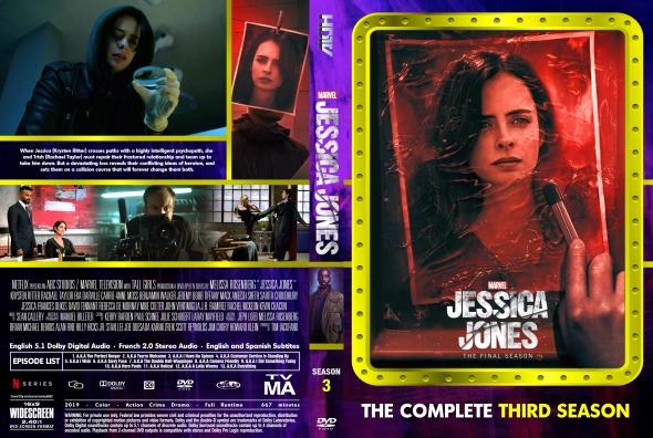 Jessica Jones - Season 3