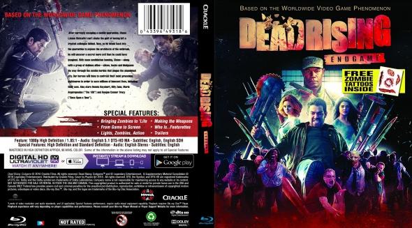 Covercity Dvd Covers Labels Dead Rising Endgame