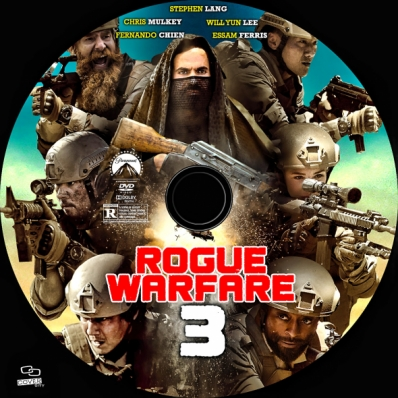 CoverCity - DVD Covers & Labels - Rogue Warfare: Death of