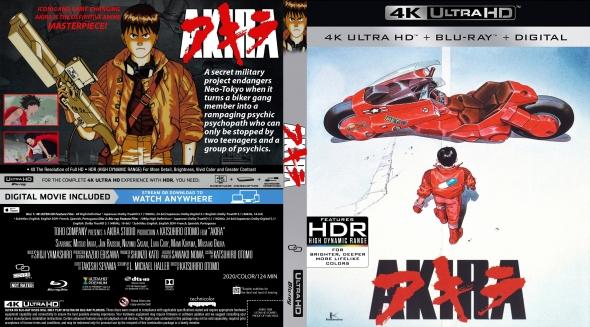 Covercity Dvd Covers Labels Akira 4k