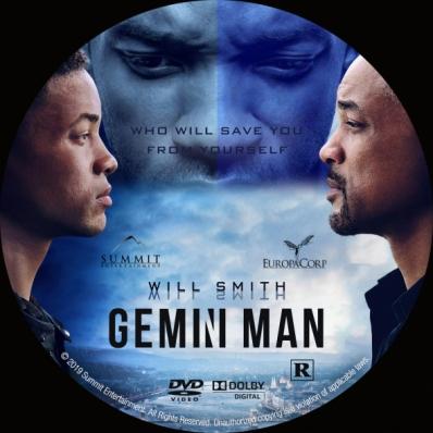 CoverCity - DVD Covers & Labels - Gemini Man