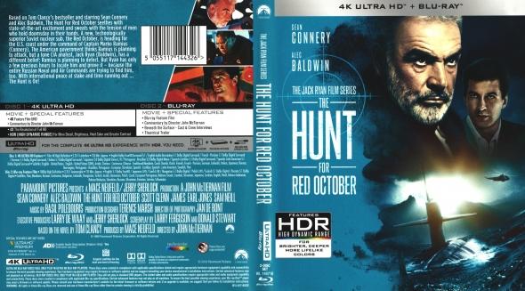 The Hunt for Red October 4K