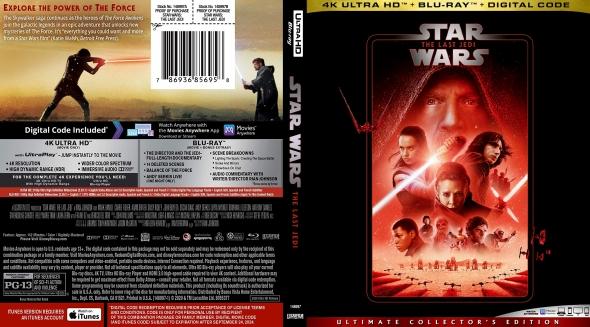 Star Wars: Episode VIII - The Last Jedi 4K