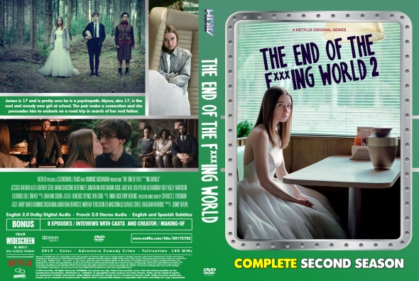 The end of the f**king world - Season 2