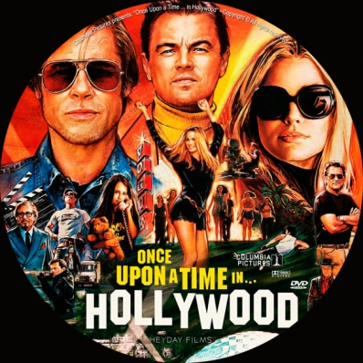 Once Upon a Time... in Hollywood