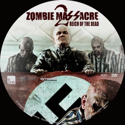 Covercity Dvd Covers Labels Zombie Massacre 2 Reich Of The Dead