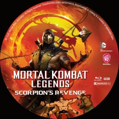 Covercity Dvd Covers Labels Mortal Kombat Legends