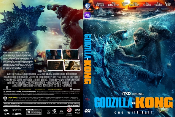 CoverCity - DVD Covers & Labels - Godzilla Vs. Kong