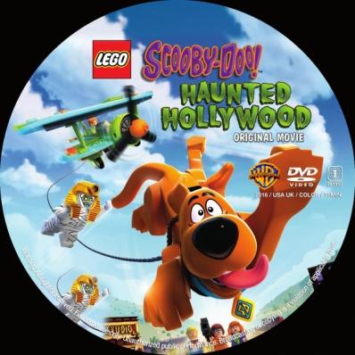 Lego Scooby Doo! Haunted Hollywood