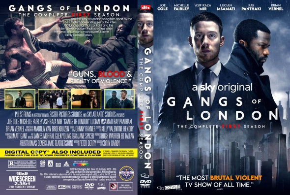 Covercity Dvd Covers Labels Gangs Of London Season 1