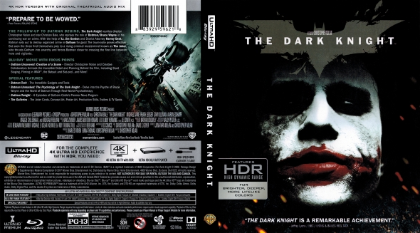 Covercity Dvd Covers Labels The Dark Knight 4k