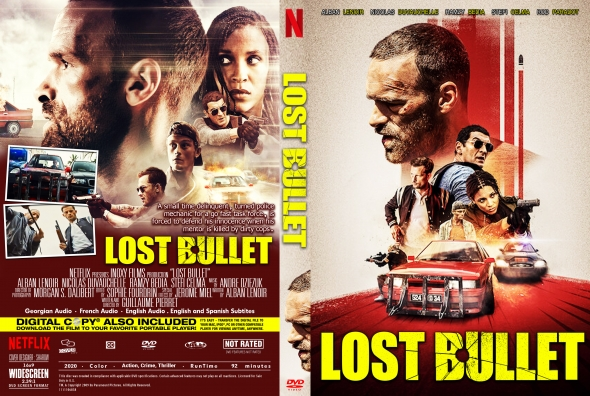 Covercity Dvd Covers Labels Lost Bullet