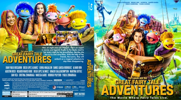 The Lunnis and the Great Fairy Tales Adventure