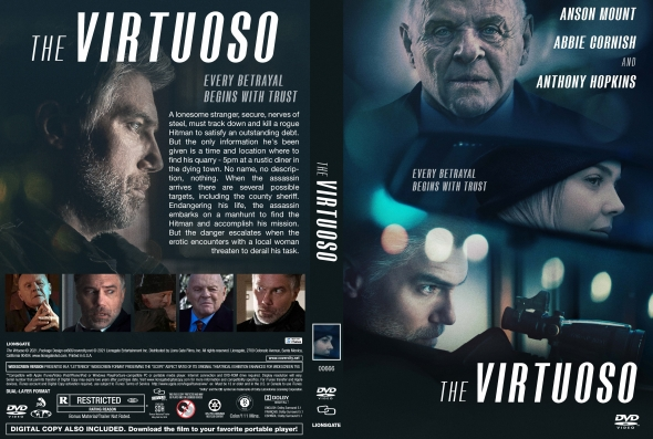 CoverCity - DVD Covers & Labels - The Virtuoso