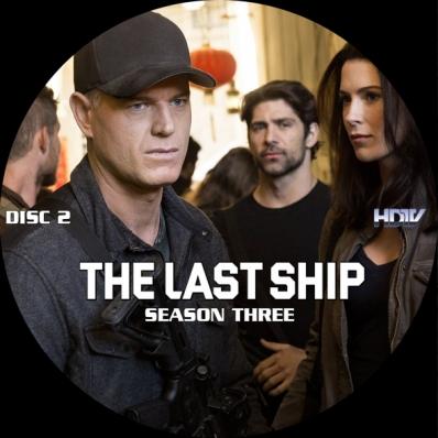 The Last Ship - Season 3; disc 2