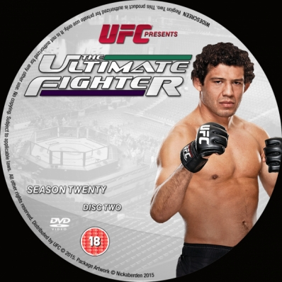 The Ultimate Fighter - Season 20; disc 2