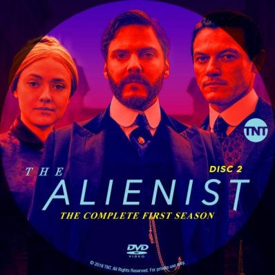 The Alienist - Season 1; disc 2