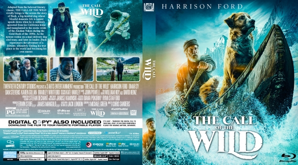 CoverCity - DVD Covers & Labels - The Call of the Wild