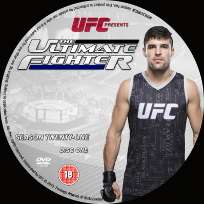 The Ultimate Fighter - Season 21; disc 1