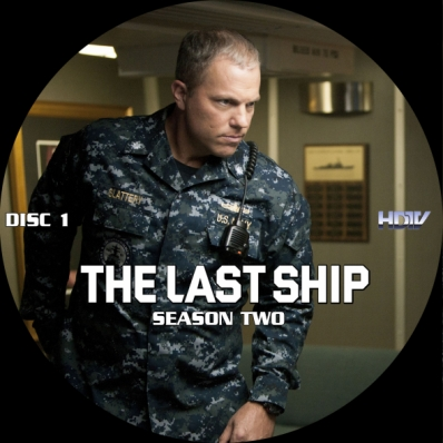 The Last Ship - Season 2; disc 1