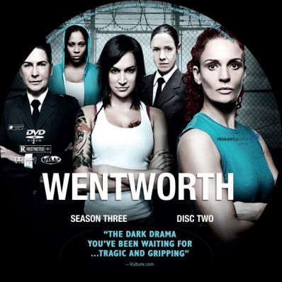 Wentworth - Season 3; disc 2