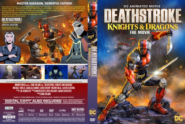Deathstroke: Knights & Dragons: The Movie