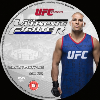 The Ultimate Fighter - Season 21; disc 2