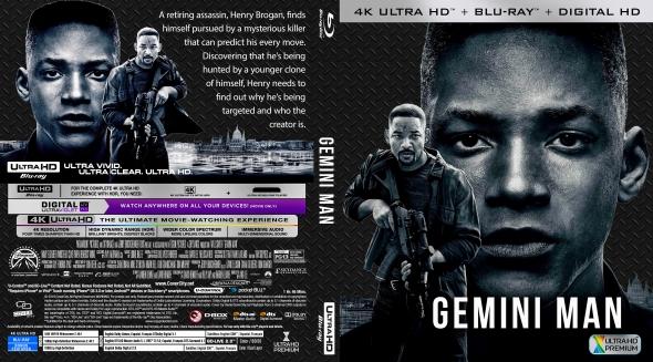 Gemini Man 4K