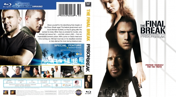 Covercity Dvd Covers Labels Prison Break The Final Break