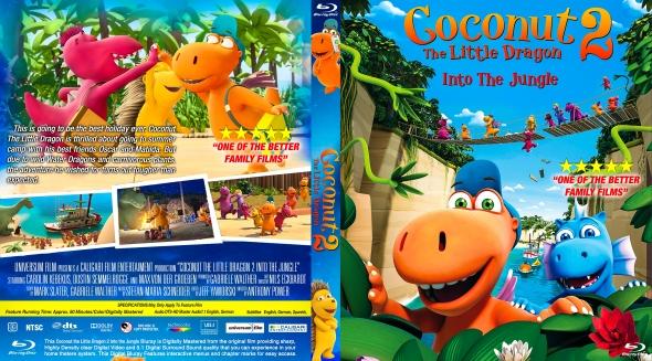 Coconut the Little Dragon 2 Into the Jungle