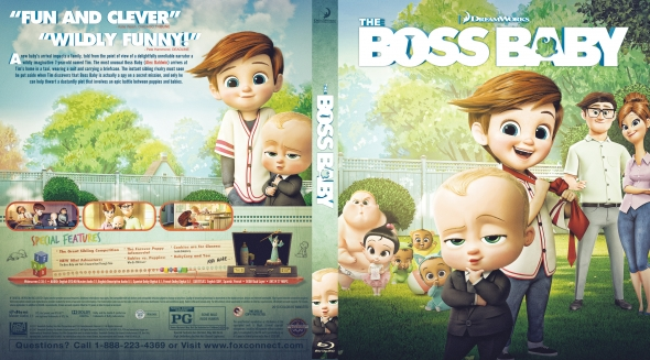 Covercity Dvd Covers Labels The Boss Baby